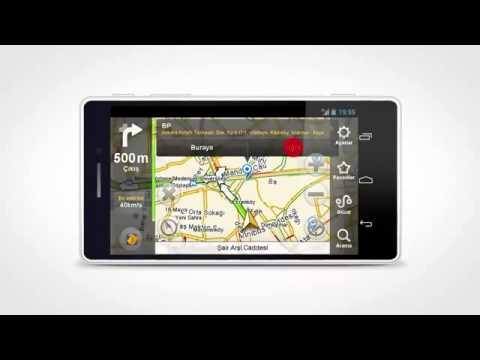 Android multimedya cihazlara güncel igo navigasyon nasıl yüklenir?