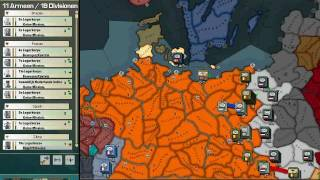 Hearts Of Iron II - World Domination Of BeNeLux
