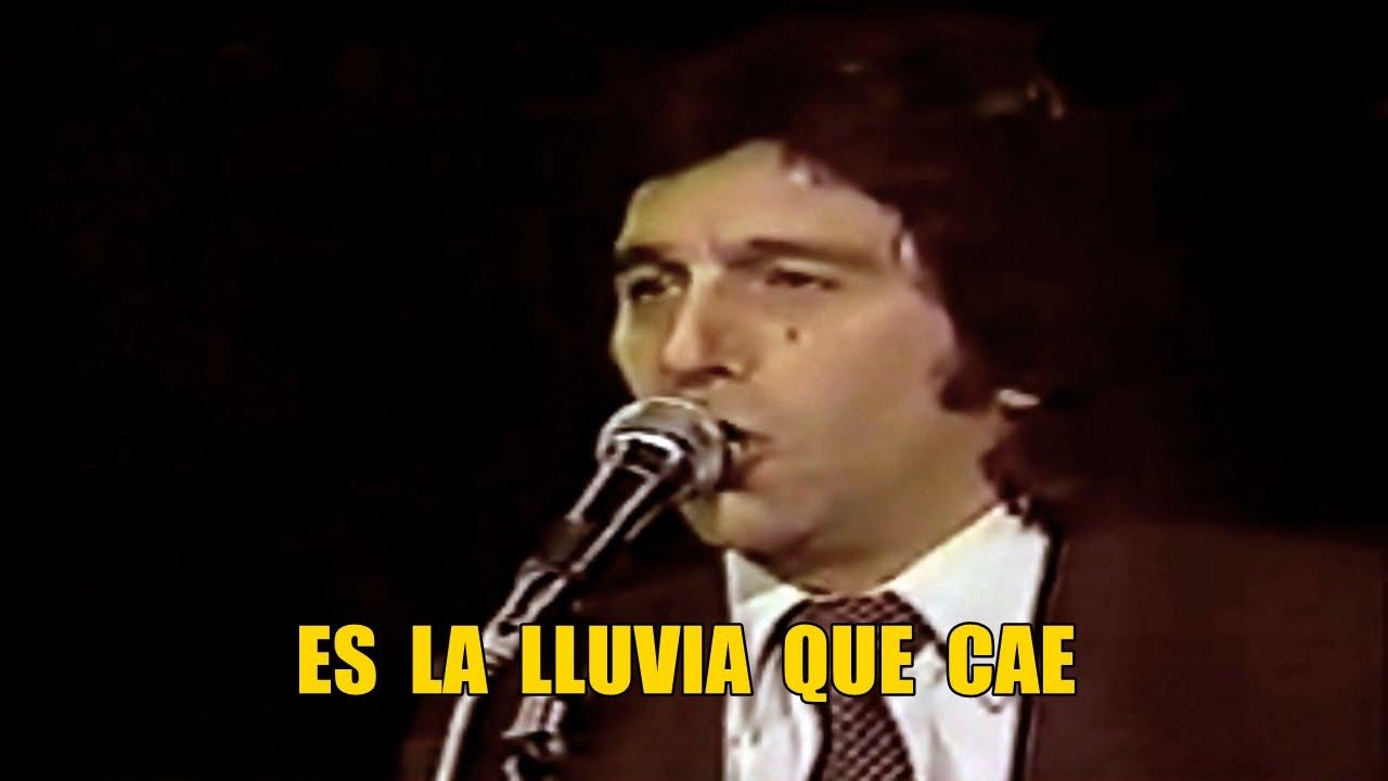 Los Iracundos Es La Lluvia Que Cae 1967 Youtube