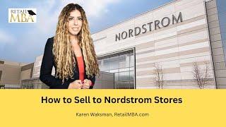 Nordstrom Vendor - How to Become a Nordstrom Vendor