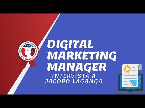 Digital Marketing Manager: intervista a Jacopo Laganga