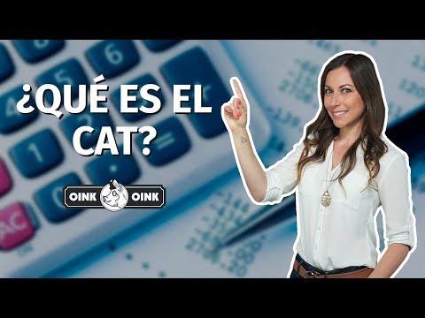 ¿Qué es el CAT de la tarjeta de crédito?