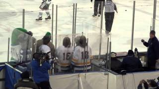 The Hanson Brothers Crash the Whale Bowl