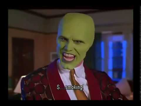 'The Mask' 1994 Funny