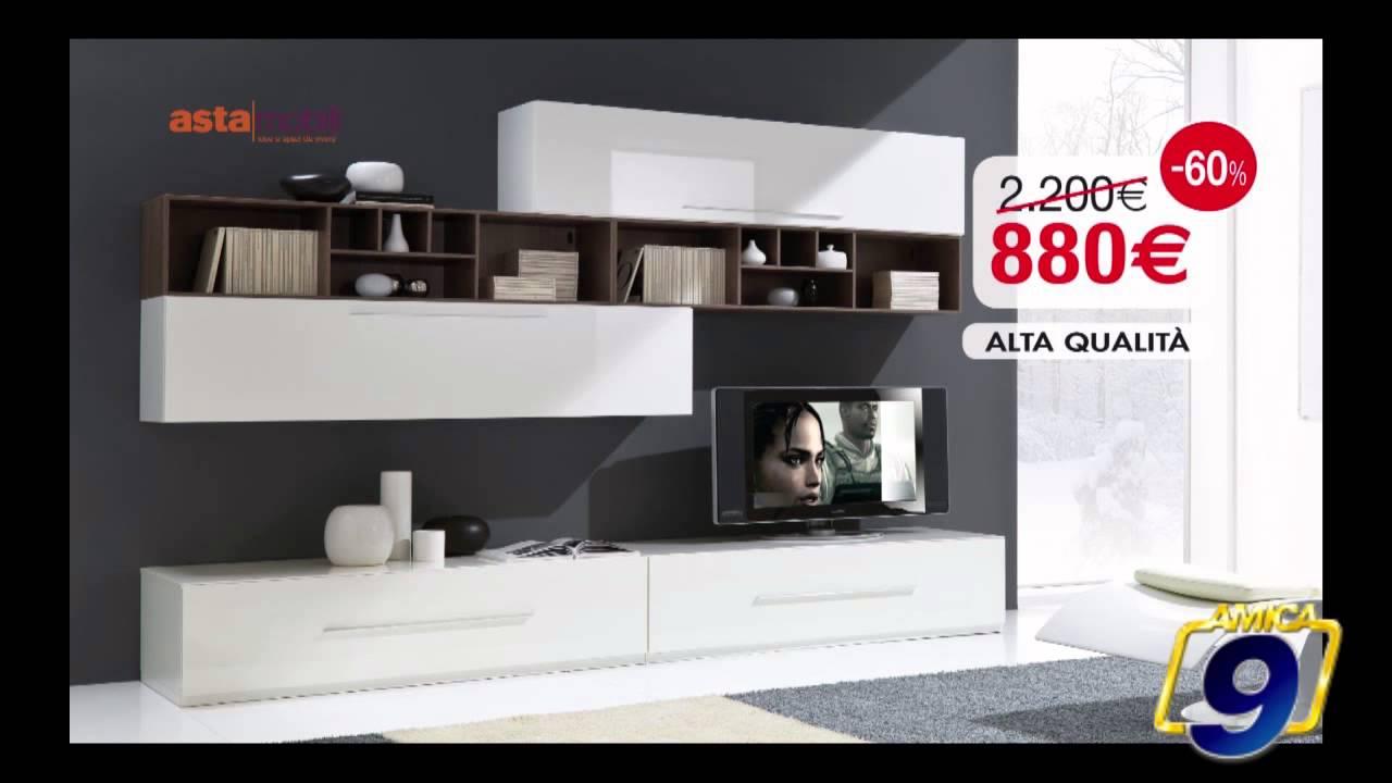 Asta Mobili - Idee e spazi da vivere | Spot Tv - YouTube
