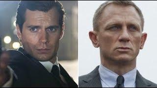 Henry Cavill Replaces Daniel Craig As James Bond In New Fan Art