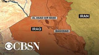 WorldView: Rockets hit air base in Iraq hosting U.S. troops; 3 female journalists killed in Afgha…