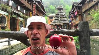 Bodybuilding travel nutrition (China)
