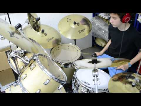 Zedd- Clarity- Drum cover