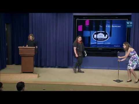 White House Fashion Show Celebrating Inclusive Design, Assistive Technology, and Prosthetics