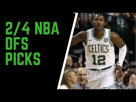 Feb 4 NBA DFS Picks