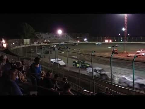 Kennedale Speedway Park Sport Mods 8/4/18