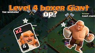 Level 4 boxer giants good?!