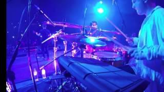 Ryan Cook Live Drum Cam No Me Dejaras - Evan Craft - Portoviejo, Ecuador