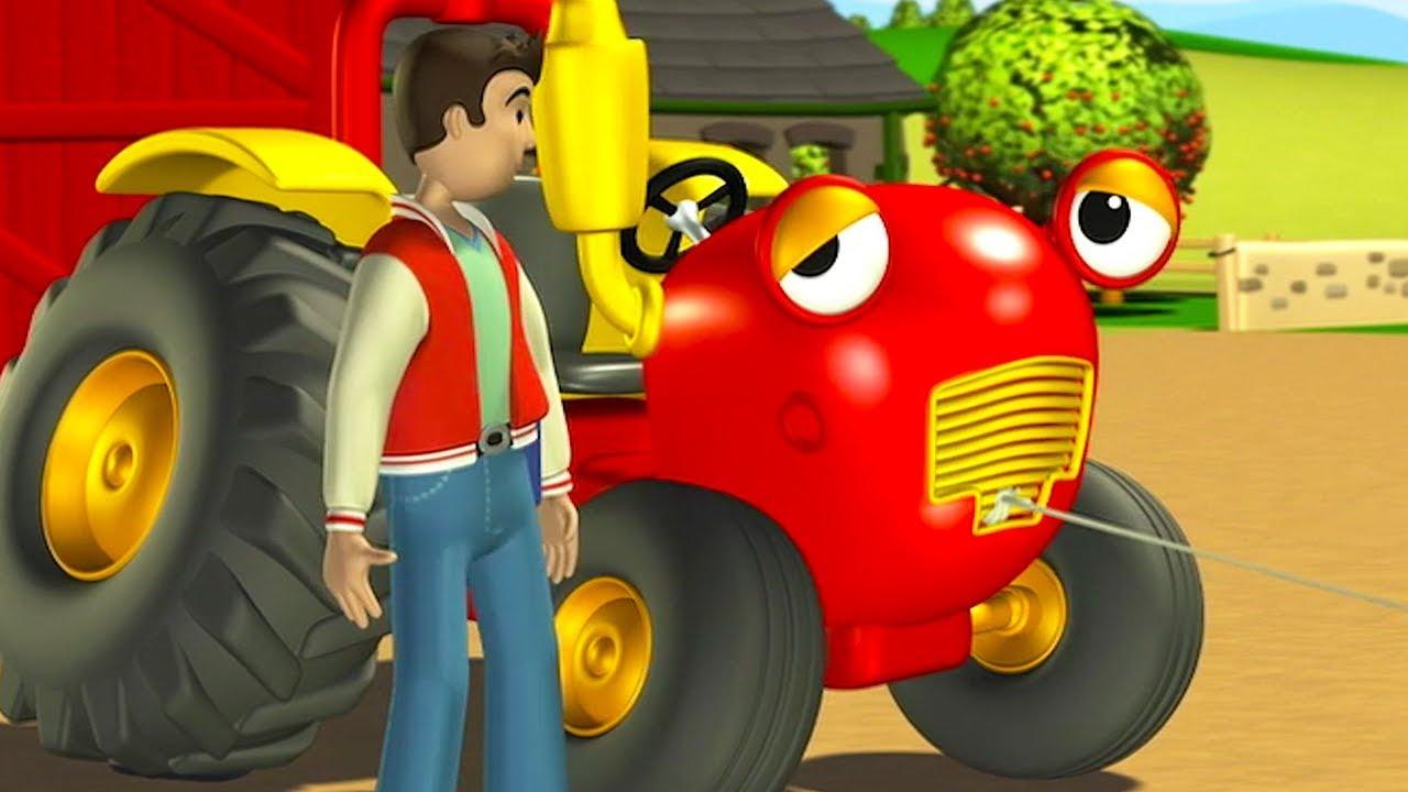 Tracteur tom nouvelle compilation 5 dessin anime pour enfants tracteur pour enfants youtube - Tracteur tom dessin anime ...