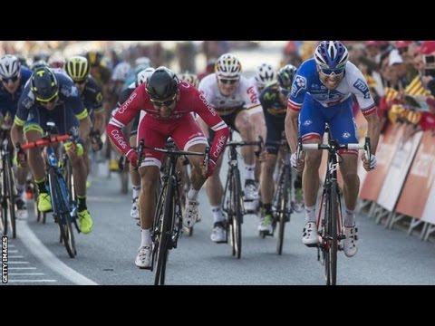 Volta a Catalunya 2017 Stage 1 Final Kilometers HD