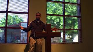 "Pastor Ernie King ""Assurance"" Part 3"