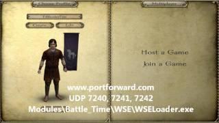 FF Öğretici: Mount için Savaş Zamanı Mod ve Blade Warband