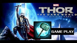 Game Play - Thor: TDW - The Official Game Android no Tablet Genesis GT-7204