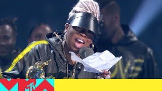Missy Elliott Accepts the 2019 Video Vanguard Award | 2019 Video Music Awards