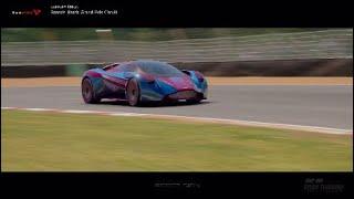 """GT Sport - Diseño Aston Martin DP-100 VGT """"007 James Bond"""""""