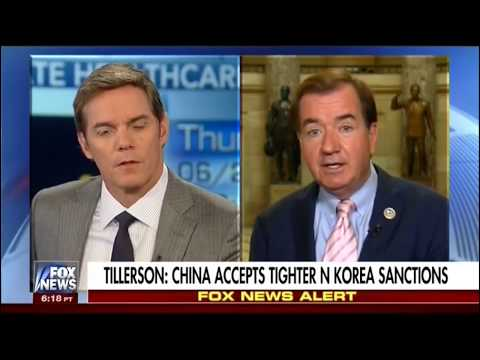 Ed Royce: Time to Cut Off North Korea