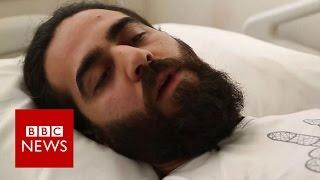 'I was tortured in Turkey' - BBC News