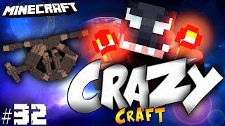 MAM HELIKOPTER?! | Crazy Craft #32