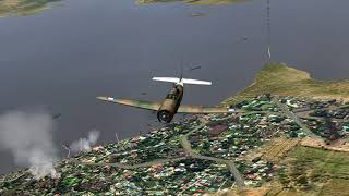 【IL-2】陸軍空戦記108「アキャブ上空敵機あり」