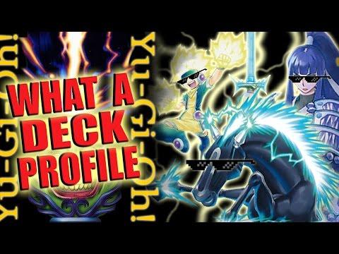 Anti Meta Thunder Bros. - What a Deck Profile! - April 2017