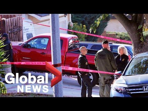 California bar shooting: Neighbours say Ian David Long had mental health issues