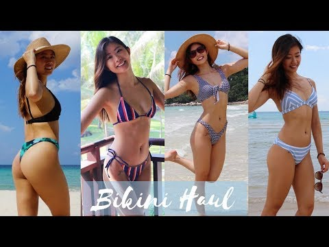 HUGE BIKINI TRY-ON HAUL ($15-20 ONLY!! PLUS SUMMER CLOTHING) WITH ZAFUL