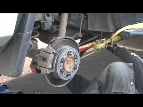 How To FJ Cruiser Lower Control Arm install