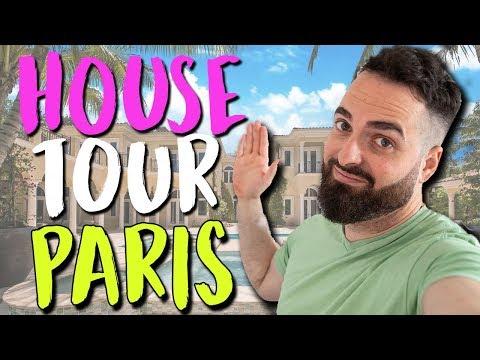 MI NUEVA CASA En PARIS - House Tour -  Vivir Paris - Apartamentos