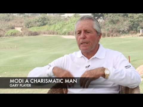 Golf Legend Gary Player on Singapore's Lee Kuan Yew and India's Narendra Modi
