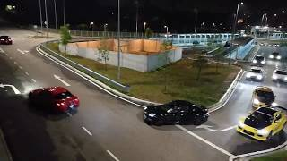 Mazda RX-8 Car Park Meet Up 2017