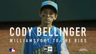 Cody Bellinger: Williamsport to the Bigs