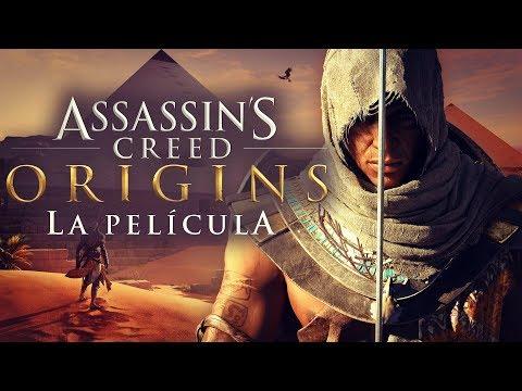 Assassin's Creed Origins | Película completa en Español | FULL GAMEPLAY