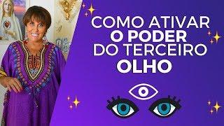 Márcia Fernandes ensina como ATIVAR O PODER DO TERCEIRO OLHO