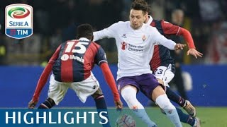 Bologna - Fiorentina 1-1 - Highlights - Giornata 24 - Serie A TIM 2015/16
