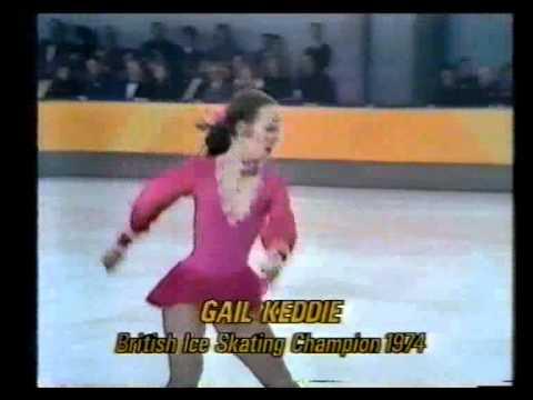 Jean Scott - Figure Skating Champion