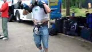Amateur Wife-Carrying Contest