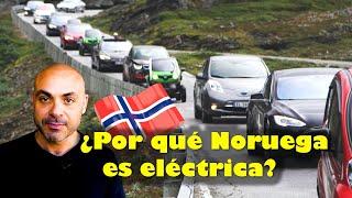 Lo que no te cuentan de Noruega y los coches eléctricos: ¿Cómo lo hacen?
