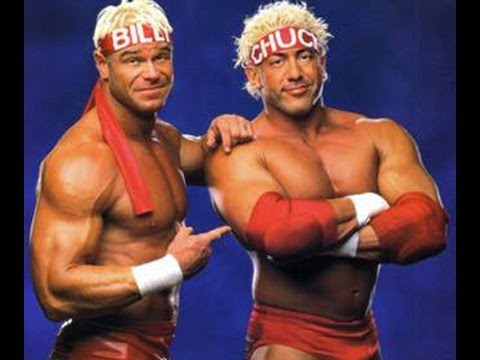 chuck and billy Gay