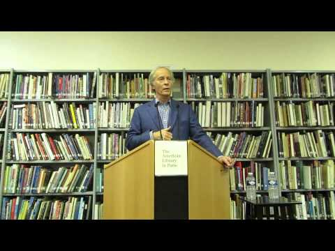 Richard Ford @ The American Library in Paris | 18 Sept 2013