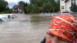 Odžak poplava,Selo Prud 18.05.2014
