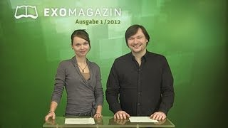 ExoMagazin Ausgabe 1/2012