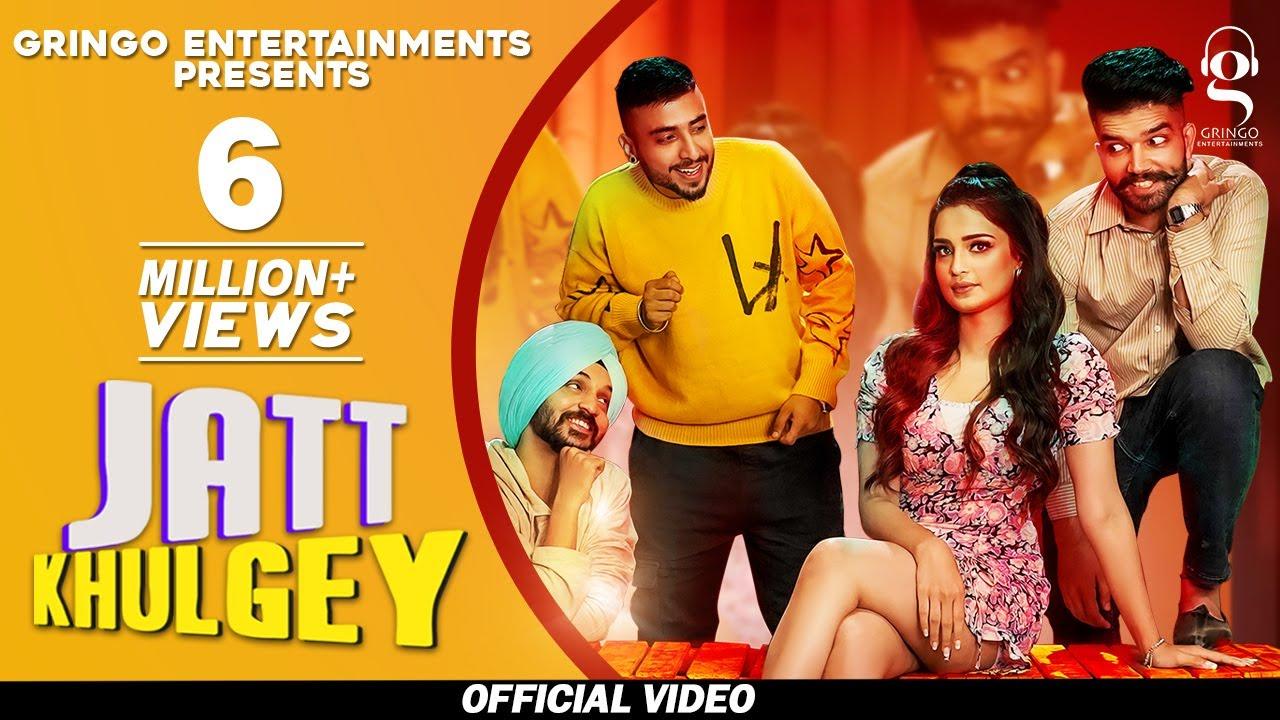 Jatt Khulgey(Official Video)| The Landers | Meet Sehra |Latest Punjabi Songs 2020 | New Punjabi Song