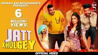 Jatt Khulgey(Official Video)  The Landers   Meet Sehra  Latest Punjabi Songs 2020   New Punjabi Song