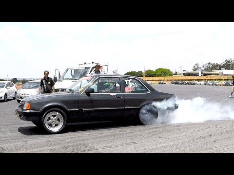 Chevette Turbo levou geral na Arrancada!
